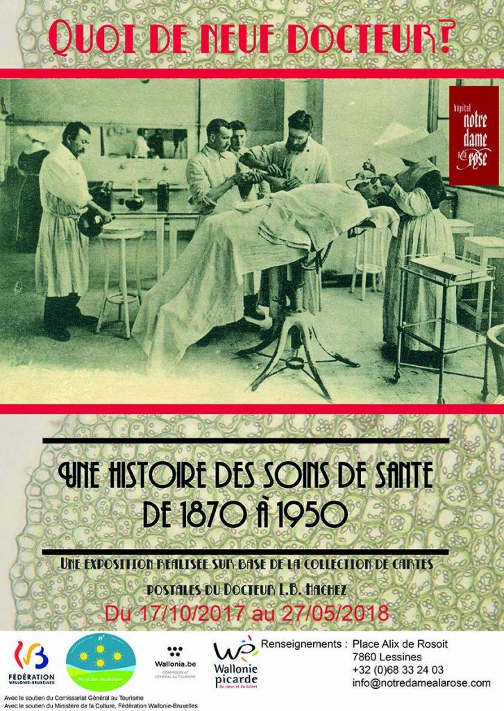 Affiche Quoi de neuf docteur.indd